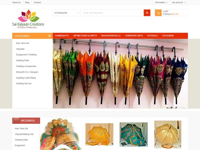 Sai Kalyaan Creations