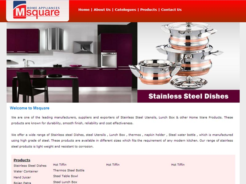 MSquare Home Appliances